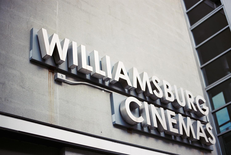 Williamsburg Cinema Brooklyn street photography by wedding photographer wendy g